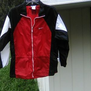 Vintage Old Nike Windbreaker